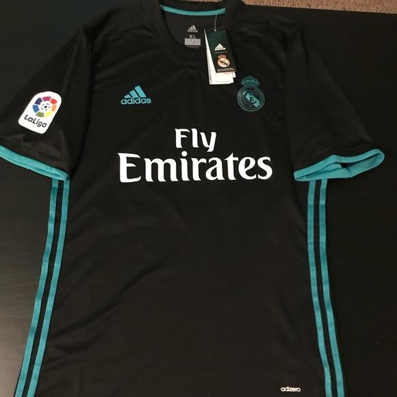bf508ef47 Real Madrid Cristiano Ronaldo 2018 Third Jersey